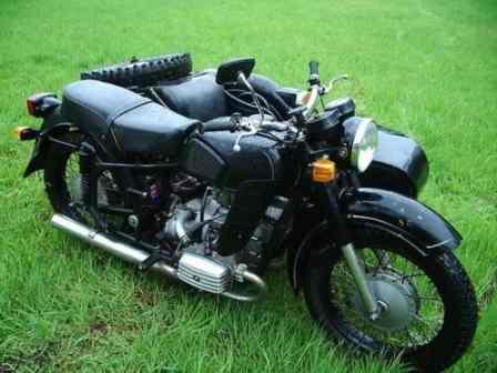 Максимальная мощность мотоцикла 36